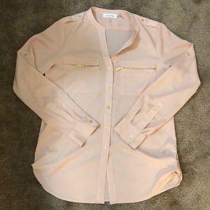 Calvin Klein button up dress shirt!